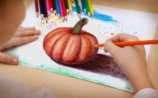 اساسيات الرسم و التلوين للصغار